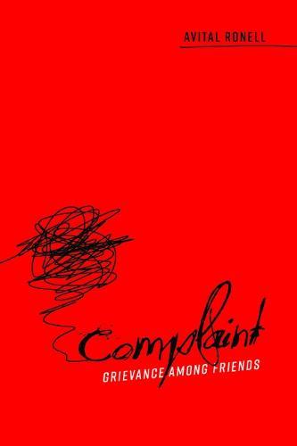 Complaint: Grievance among Friends (Paperback)