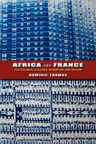Africa and France: Postcolonial Cultures, Migration, and Racism - African Expressive Cultures (Paperback)