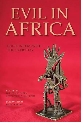 Evil in Africa: Encounters with the Everyday (Paperback)