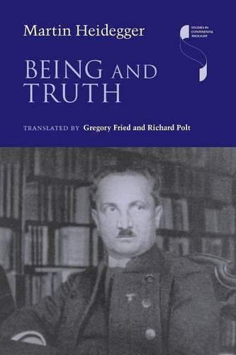 Being and Truth - Studies in Continental Thought (Paperback)