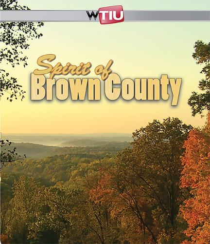 Spirit of Brown County (Paperback)