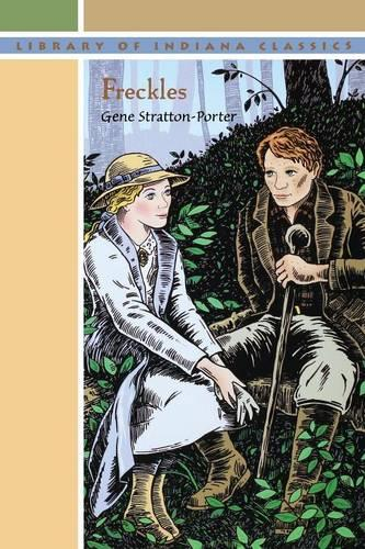 Freckles - Library of Indiana Classics (Paperback)