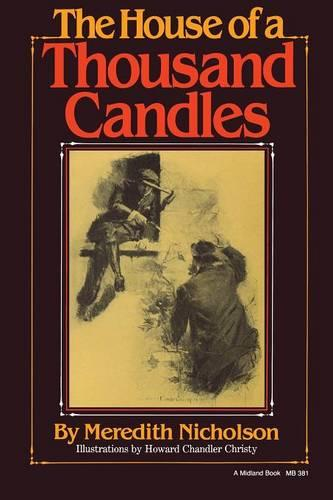 The House of a Thousand Candles - Library of Indiana Classics (Paperback)