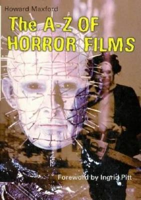 The A-Z of Horror Films (Paperback)