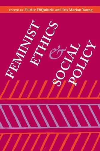 Feminist Ethics and Social Policy - A Hypatia Book (Paperback)