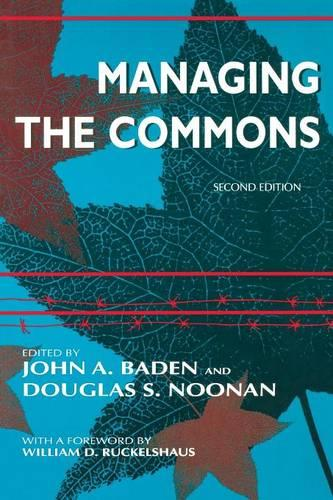 Managing the Commons, Second Edition (Paperback)