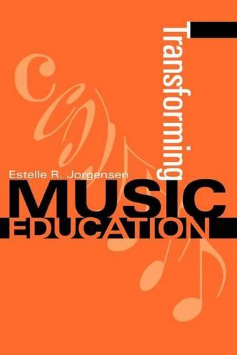Transforming Music Education - Counterpoints: Music and Education (Paperback)