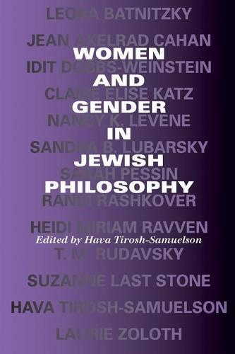 Women and Gender in Jewish Philosophy - Jewish Literature and Culture (Paperback)
