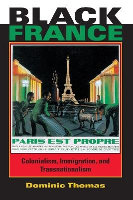 Black France: Colonialism, Immigration, and Transnationalism (Paperback)