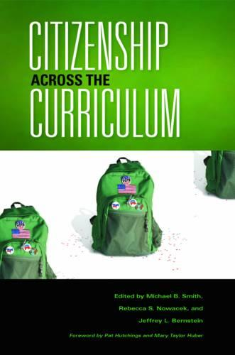 Citizenship Across the Curriculum - Scholarship of Teaching and Learning (Paperback)