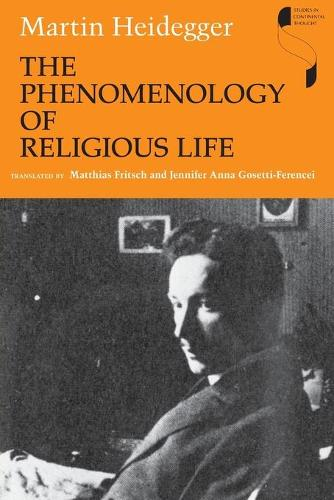 The Phenomenology of Religious Life - Studies in Continental Thought (Paperback)