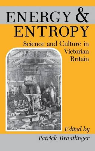 Energy and Entropy: Science and Culture in Victorian Britain (Hardback)