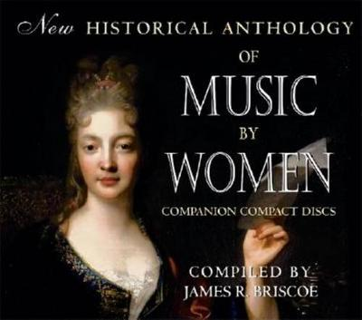 New Historical Anthology of Music by Women (CD-Audio)