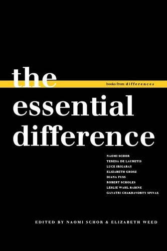 The Essential Difference - Books from differences (Paperback)
