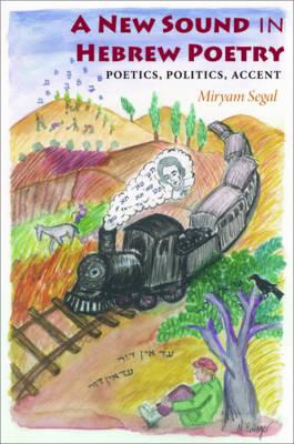 A New Sound in Hebrew Poetry: Poetics, Politics, Accent (Hardback)