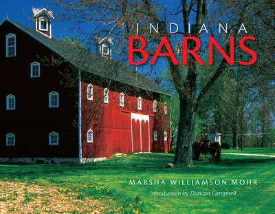 Indiana Barns (Hardback)