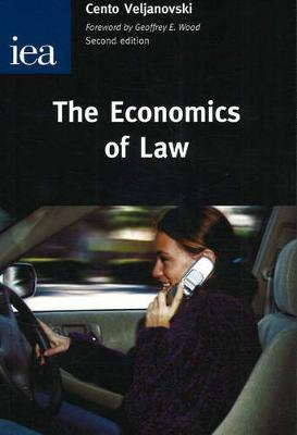 The Economics of Law: An Introductory Text (Hardback)