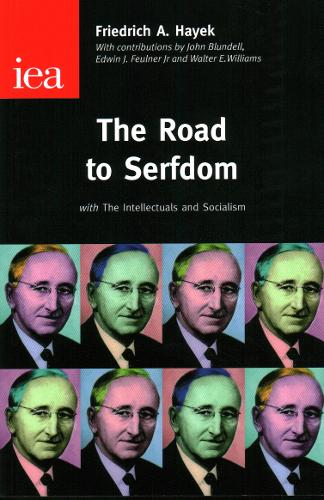 The Road to Serfdom (Paperback)