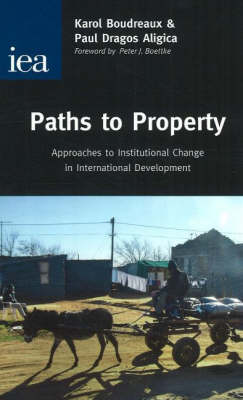 Paths to Property: Approaches to Institutional Change in International Development (Paperback)