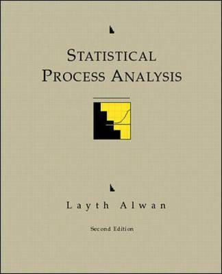 Statistical Process Analysis (Hardback)