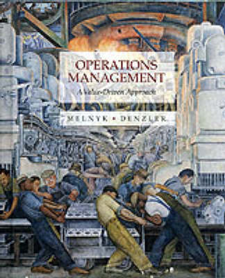 Operations Management: A Value Driven Approach (Paperback)