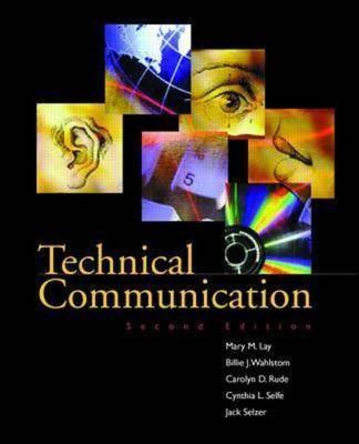 Technical Communication (Hardback)