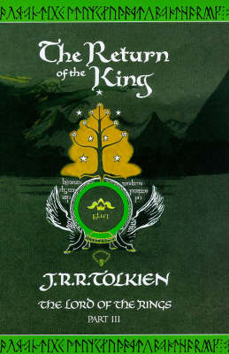 The Lord of the Rings: Return of the King v. 3 (Hardback)