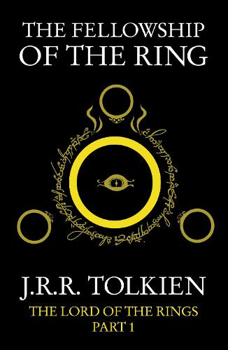 The Fellowship of the Ring - The Lord of the Rings Book 1 (Paperback)