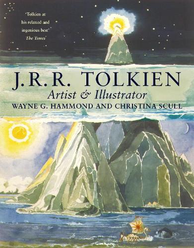 J. R. R. Tolkien: Artist and Illustrator (Paperback)