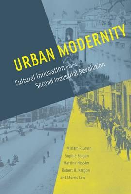 Urban Modernity: Cultural Innovation in the Second Industrial Revolution - The MIT Press (Hardback)