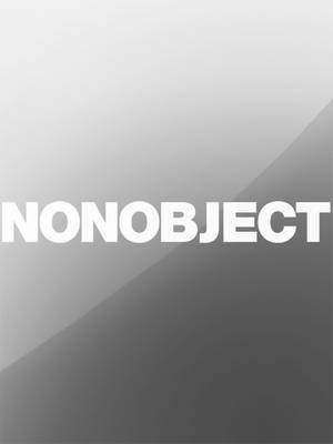Nonobject (Hardback)