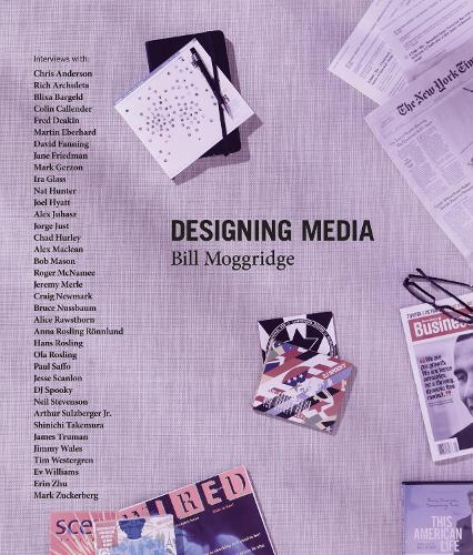 Designing Media - The MIT Press (Hardback)