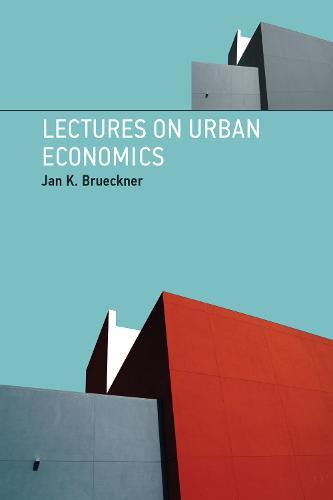 Lectures on Urban Economics - The MIT Press (Paperback)
