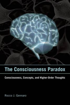 The Consciousness Paradox: Consciousness, Concepts, and Higher-Order Thoughts - Representation and Mind series (Hardback)