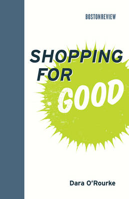 Shopping for Good - Boston Review Books (Hardback)