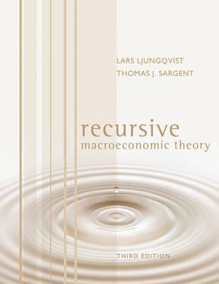Recursive Macroeconomic Theory - The MIT Press (Hardback)