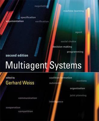Multiagent Systems - Intelligent Robotics & Autonomous Agents Series (Hardback)