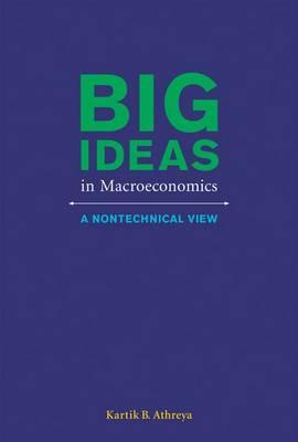 Big Ideas in Macroeconomics: A Nontechnical View - MIT Press (Hardback)