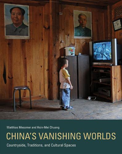 China's Vanishing Worlds: Countryside, Traditions, and Cultural Spaces - The MIT Press (Hardback)