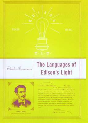 The Languages of Edison's Light - Inside Technology (Hardback)