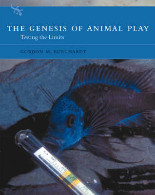 The Genesis of Animal Play: Testing the Limits - A Bradford Book (Hardback)