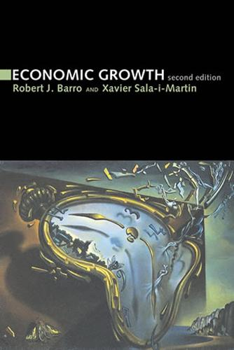 Economic Growth - The MIT Press (Hardback)