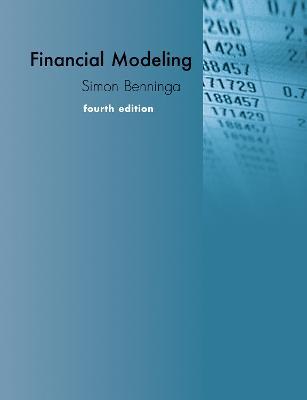 Financial Modeling - The MIT Press (Hardback)