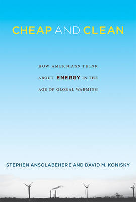 Cheap and Clean: How Americans Think about Energy in the Age of Global Warming - The MIT Press (Hardback)
