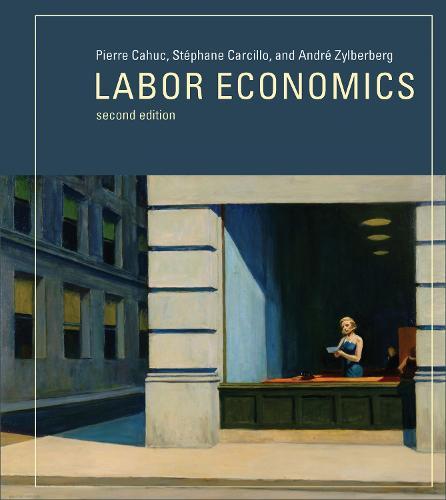 Labor Economics - The MIT Press (Hardback)