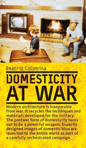 Domesticity at War (Hardback)