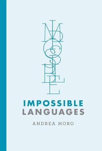 Impossible Languages - The MIT Press (Hardback)