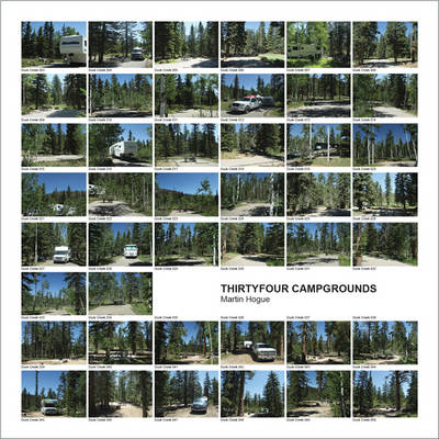 Thirtyfour Campgrounds - The MIT Press (Hardback)