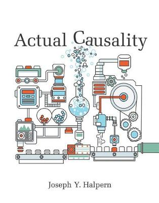 Actual Causality - The MIT Press (Hardback)