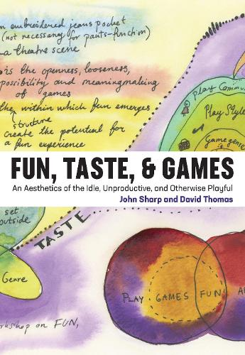 Fun, Taste, & Games: An Aesthetics of the Idle, Unproductive, and Otherwise Playful - Playful Thinking (Hardback)